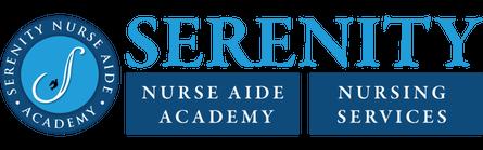 Serenity Nurse Aide Academy